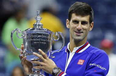 Джокович обыграл Федерера в финале US Open
