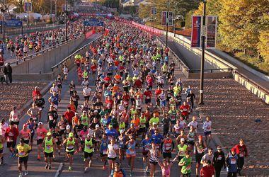 Во время марафона в Вильнюсе скончался 44-летний участник