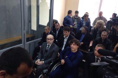 В Полтаве начался суд по делу Кернеса