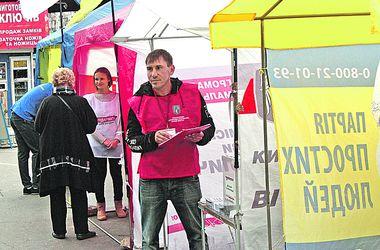 """Выборы мэра Киева: в кресло мэра метят """"чужаки"""" и """"новички"""""""