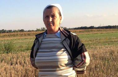 Под Киевом старушка разбила дорогой беспилотник военных