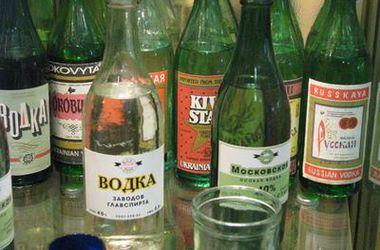 Киевских торговцев оштрафуют на миллион за алкоголь с подозрительными акцизными марками