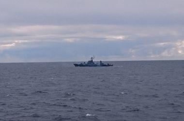 Минобороны Литвы зафиксировало военные корабли России у своих границ