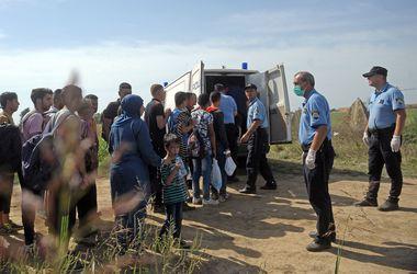 Вслед за рядом стран Словения  вводит контроль на границе с Венгрией из-за наплыва беженцев