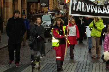 Финны готовят массовые протесты из-за новых условий труда