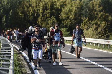 Хорватия перекрыла автомобильное движение на подъездах к Сербии