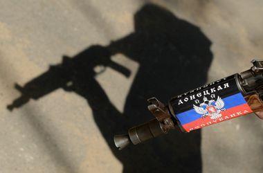Боевики открыли огонь из зенитной установки