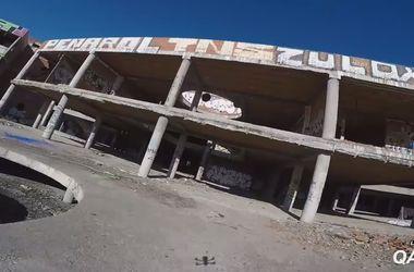 Видеохит: американец показал виртуозное управление беспилотником