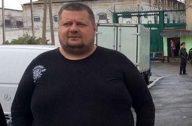 Мосийчук объявил голодовку