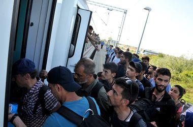 За одну неделю в Бельгию прибыли почти 2 000 беженцев из Сирии