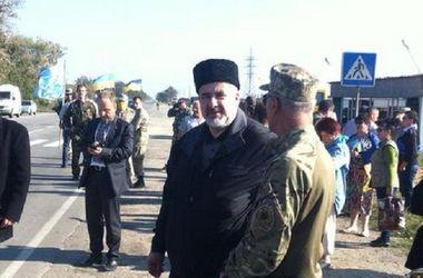 """Чубаров рассказал, чего добиваются крымские татары """"продовольственной блокадой"""" полуострова"""