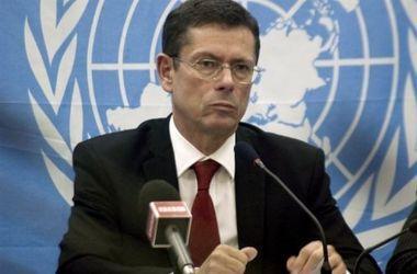 В Украину с шестидневным визитом прибыл помощник генсека ООН