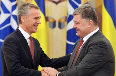 Генсек НАТО призвал Россию увести войска c Донбасса