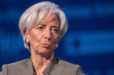 Глава МВФ написала письмо кредиторам Украины