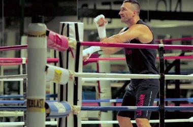 До седьмого пота: как Владимир Кличко готовится к бою с Фьюри