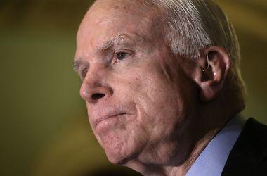 Сенатор Маккейн обеспокоен действиями РФ в Грузии