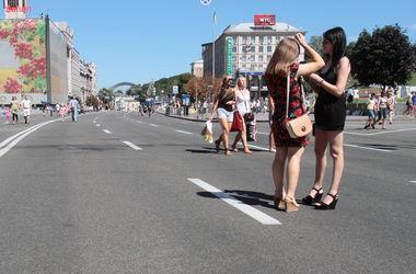 На выходных в Киеве перекроют полгорода (список улиц)