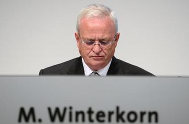 Скандал в Volkswagen: глава компании уходит в отставку