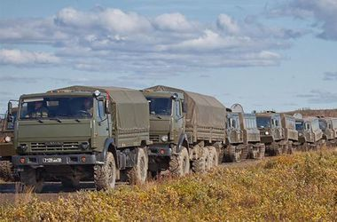 Россия собралась строить еще одну крупную военную базу вблизи границы с Украиной