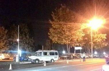 В Харькове лихач протащил сбитую женщину 50 метров и скрылся