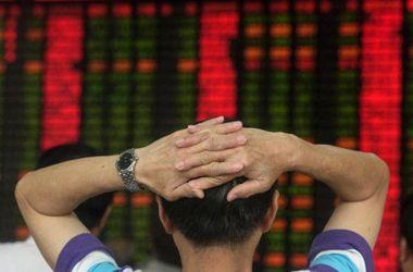 Китайский фондовый рынок снова падает