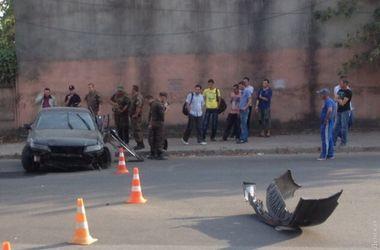 В Одессе нацгвардейцы насмерть сбили женщину