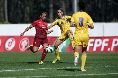 Женская сборная Украины сохранила 23-е место в рейтинге ФИФА