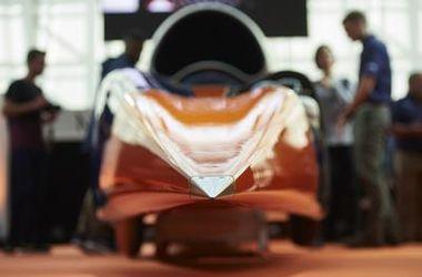 В Лондоне представили уникальный сверхзвуковой автомобиль