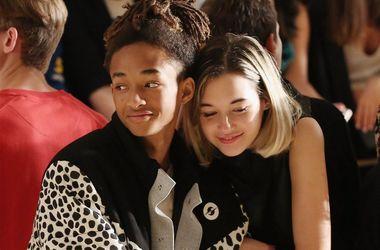 17-летний сын Уилла Смита без ума от своей новой девушки (фото)