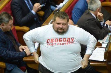 Мосийчук передумал голодать