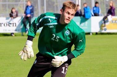 Коваль пропустил четыре мяча в матче чемпионата Дании