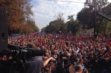 В Молдове оппозиция выдвинула ультиматум президенту