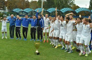 Шацких и Алиев на смогли стать чемпионами Украины среди аматорских команд