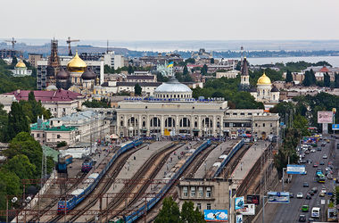 """После теракта у СБУ в Одессе дважды """"минировали"""" вокзал"""