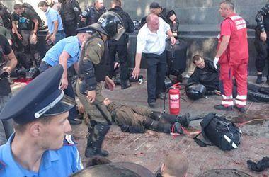 Самые страшные теракты в Украине: гибнут милиционеры и мирные жители (инфографика)
