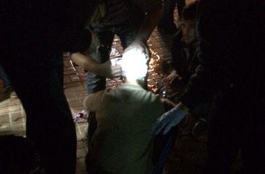 Милиция задержала организатора взрыва на ж/д вокзале Киева