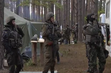 Янтарная война на Волыни: стрельба, спецназ и задержания