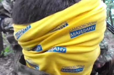 В сети появились кадры захвата в плен Надежды Савченко