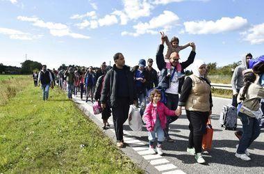 Число беженцев и мигрантов, прибывших в Европу в этом году, превысило полмиллиона