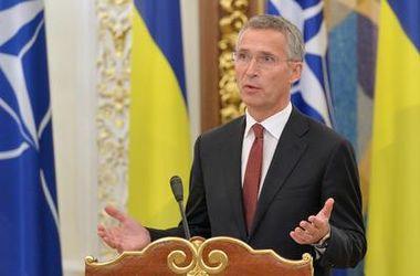 Есть надежда на мирное урегулирование в Украине – Столтенберг после встречи с Лавровым