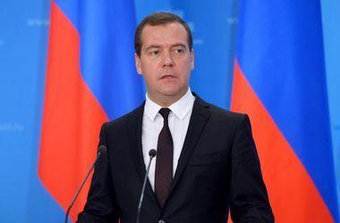 Медведев: РФ планирует отменить торговые преференции для Украины
