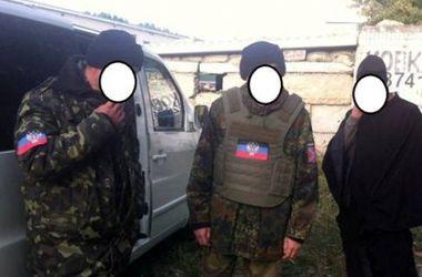 """Под Киевом """"боевики"""", которые пытали """"священника"""", напугали местных жителей"""