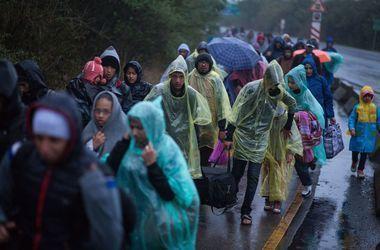В Чехии начались учения по борьбе с наплывом мигрантов