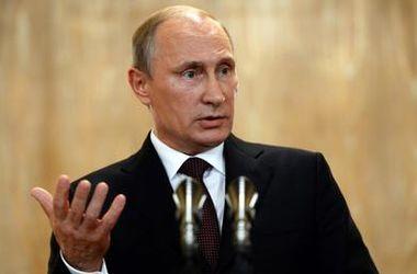 Путин хочет получить право использовать российских военных за пределами территории РФ