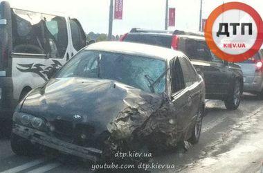 Подробности жуткой аварии на мосту Патона