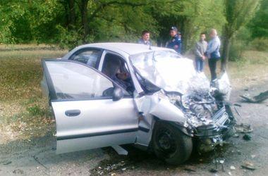 В страшном ДТП в Днепропетровской области погибли три человека