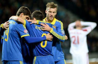 Украина приближается к топ-20 рейтинга лучших сборных мира по версии ФИФА