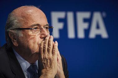 Товарищеский матч между УЕФА и ФИФА отменен из-за дела в отношении Блаттера