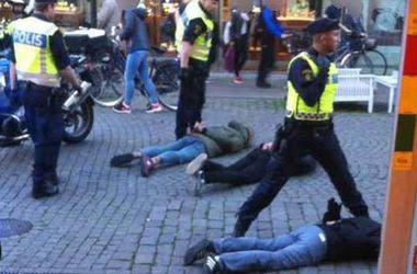 """Фанаты """"Реала"""" с бейсбольными битами напали на болельщиков """"Мальме"""""""
