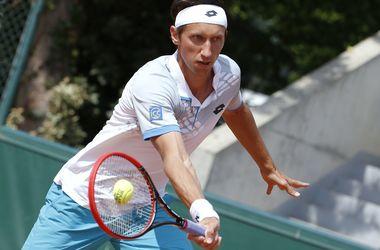 Стаховский вышел в четвертьфинал турнира в Орлеане